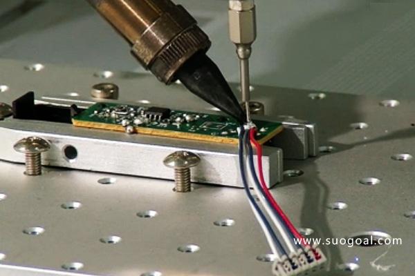 自动焊锡机在各行业的应用范围介绍