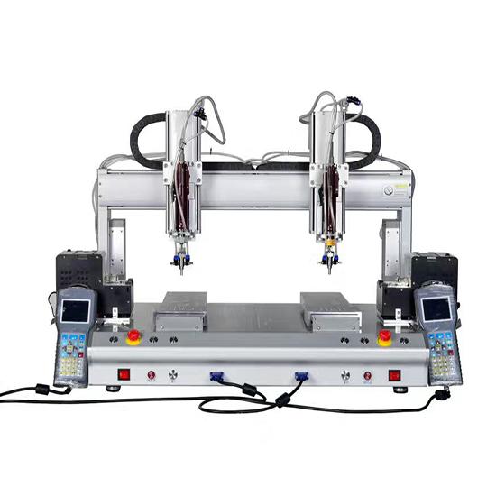五轴螺丝锁付机器人系列(SG-800D)